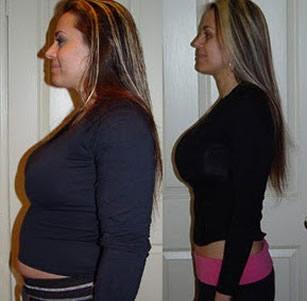похудевшие за 4 месяца фото